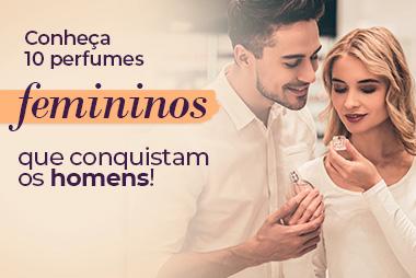Conheça 10 perfumes femininos que conquistam os homens!
