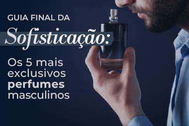 5 melhores perfumes masculinos para homens sofisticados